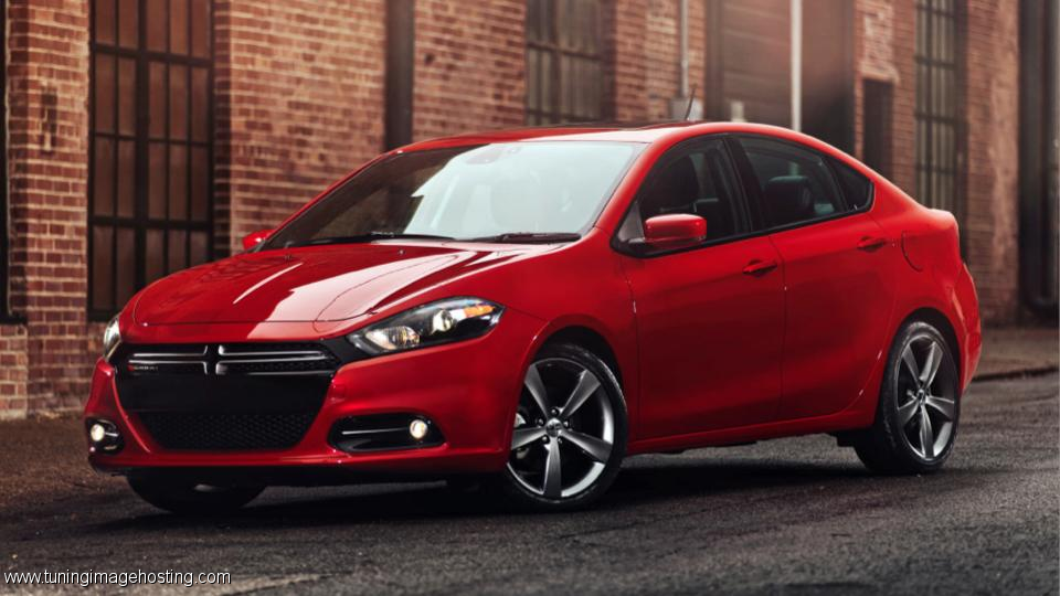 2015 Dodge Srt Dart