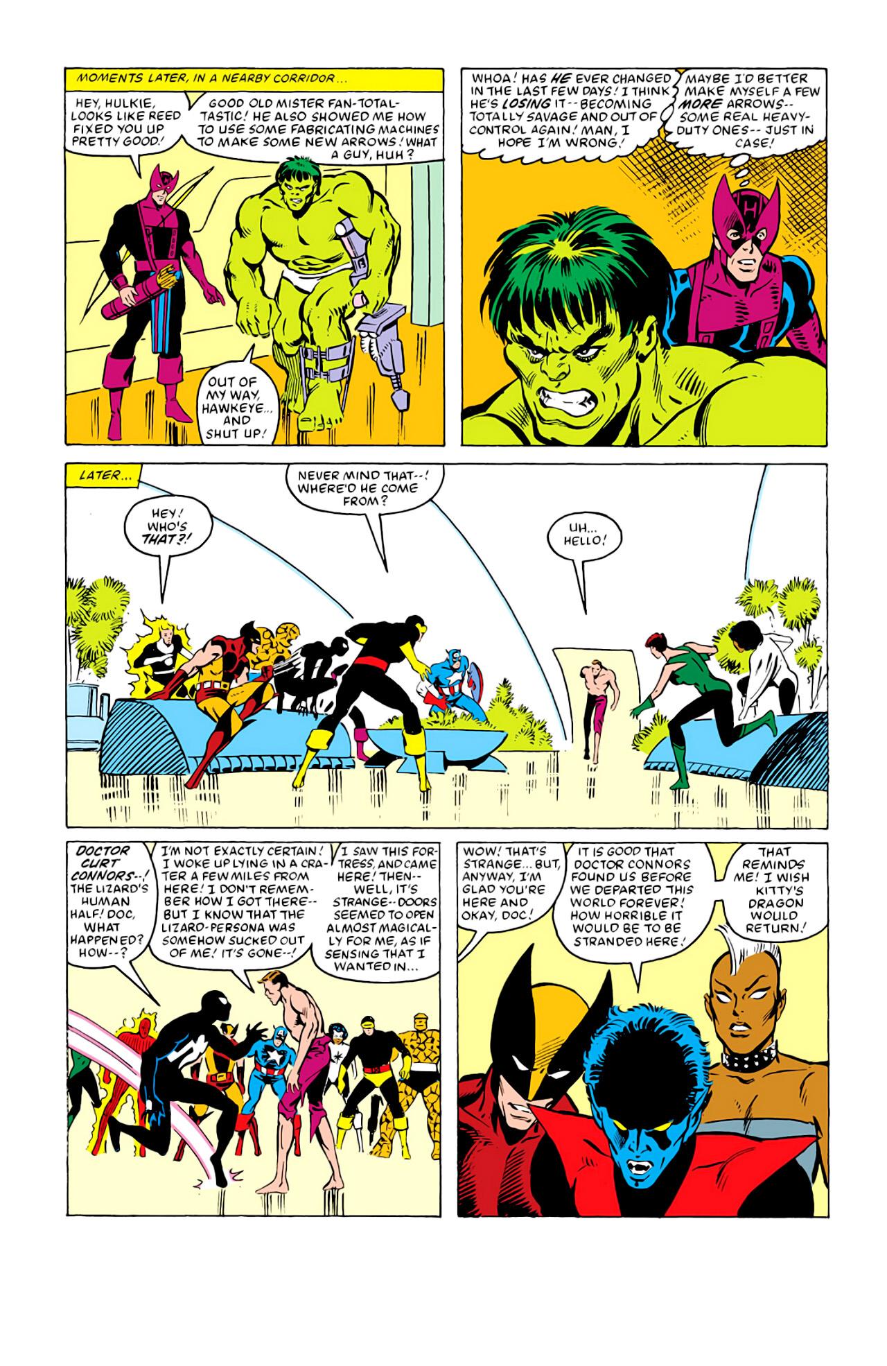 Captain America (1968) Issue #292m #220 - English 38