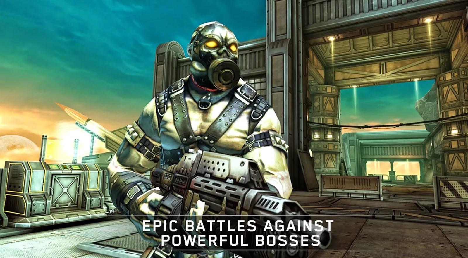 Screenshot Shadowgun