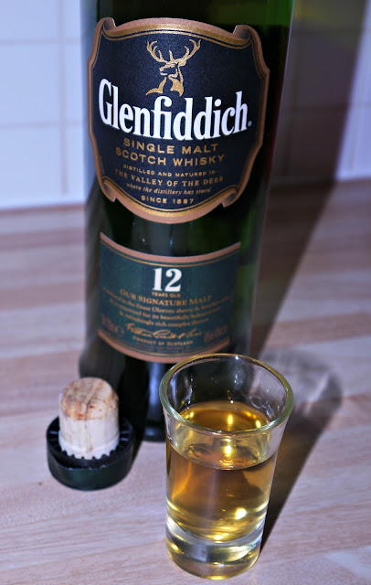 Glenfiddich Whisky Cake Recipe