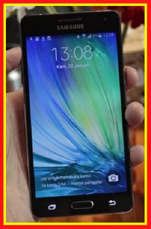 Harga HP Samsung Galaxy A5 dan spesifikasi