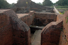 Remains of Nalanda University