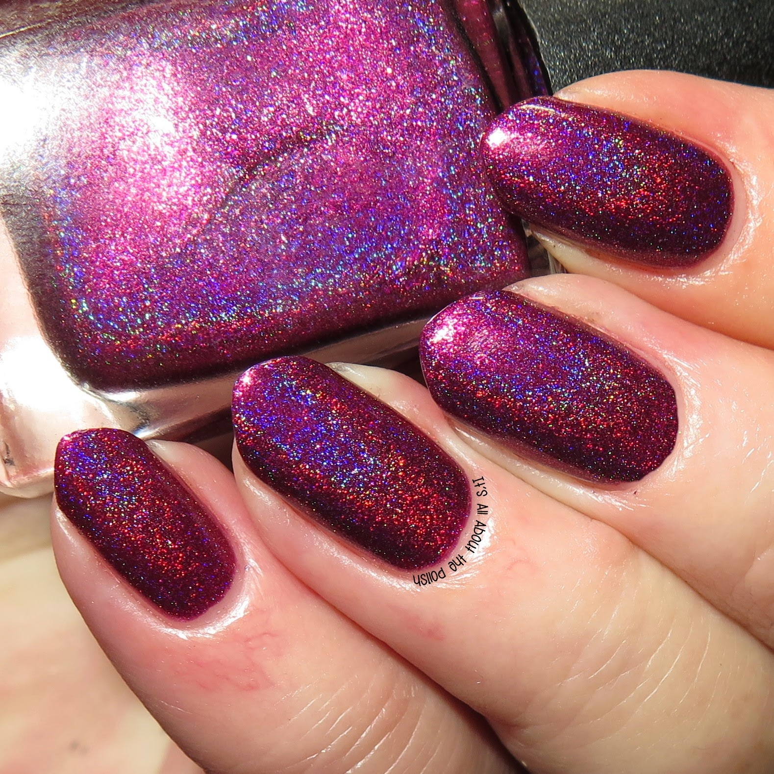 It\'s all about the polish: Grace-full Nail Polish - The Vampire ...