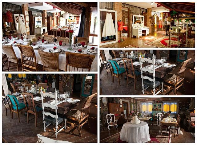 Espaço de Eventos Villa Antonieta | salões cobertos