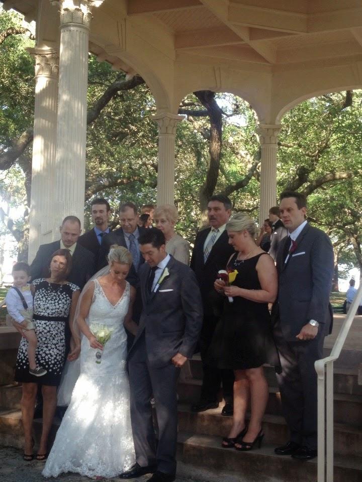 wedding, charleston wedding, matron of honor, Sister's wedding, Sara Stakeley, Sarastakeley.com, Bates wedding, Bucuren, beach house, vacation food, organic pizza , family tradition, blended family, love my job, paid vacation,