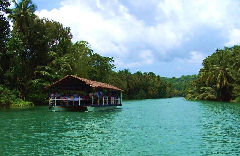 Loboc Philippines  City pictures : ... philippines is the loboc river and its floating restaurants loboc