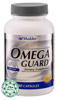 omega guard shaklee
