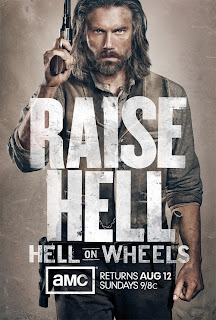 Baixar Hell on Wheels   2 Temporada AVI + RMVB Legendado