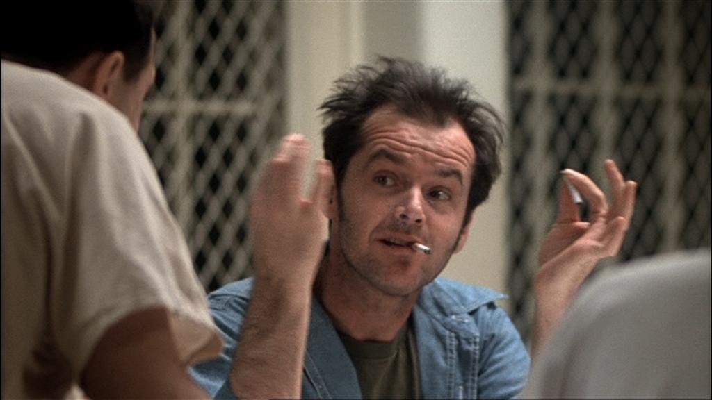 one flew over the cuckoos nest mental strength insane essay We will write a custom essay sample on essay over one flew over the cuckoo's nest  he was getting his strength back on  over-one-flew-over-the-cuckoos-nest-essay.