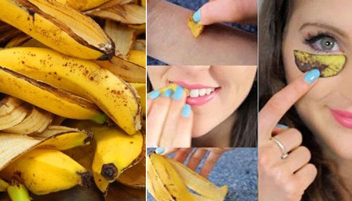 เปลือกกล้วย