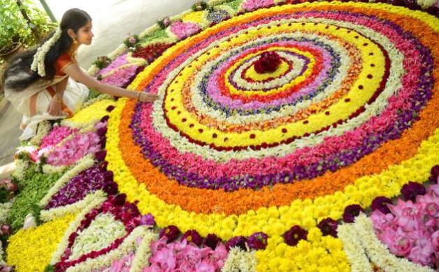 केरला का प्रसिद्ध त्यौहार ओणम