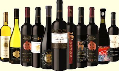 vinurile de la Vinarte sunt si informatie si premii