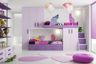 Bonetti camerette bonetti bedrooms cameretta per bambine - Lampadario cameretta bambina ...
