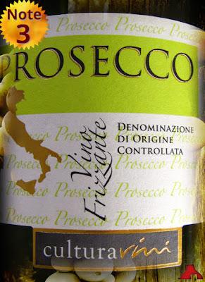 Cultura Vini Prosecco Venetien