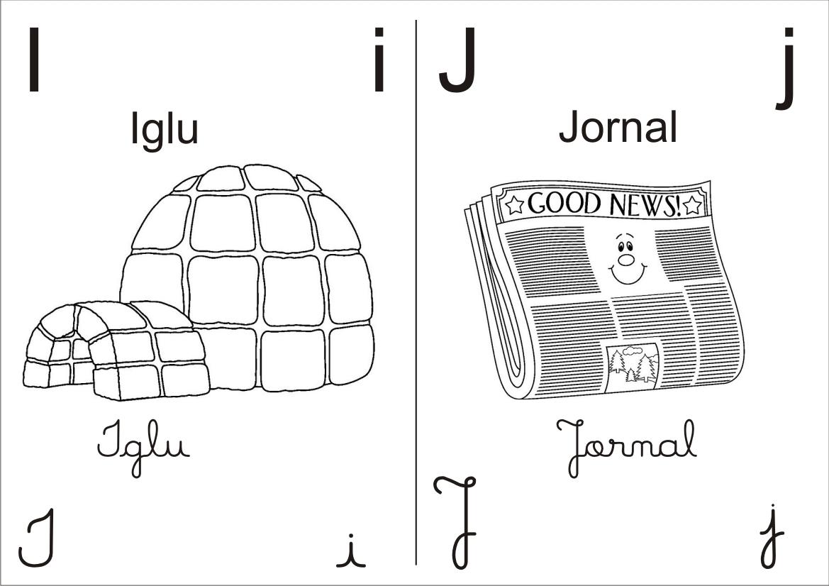 Alfabetos ideia criativa alfabeto para colorir 4 tipos de for Tipos de estanques para acuicultura