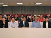 Ambassador Tommy Koh visits Ed's NUS Law Class