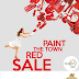 Alabang Town Center Paint The Town Red SALE