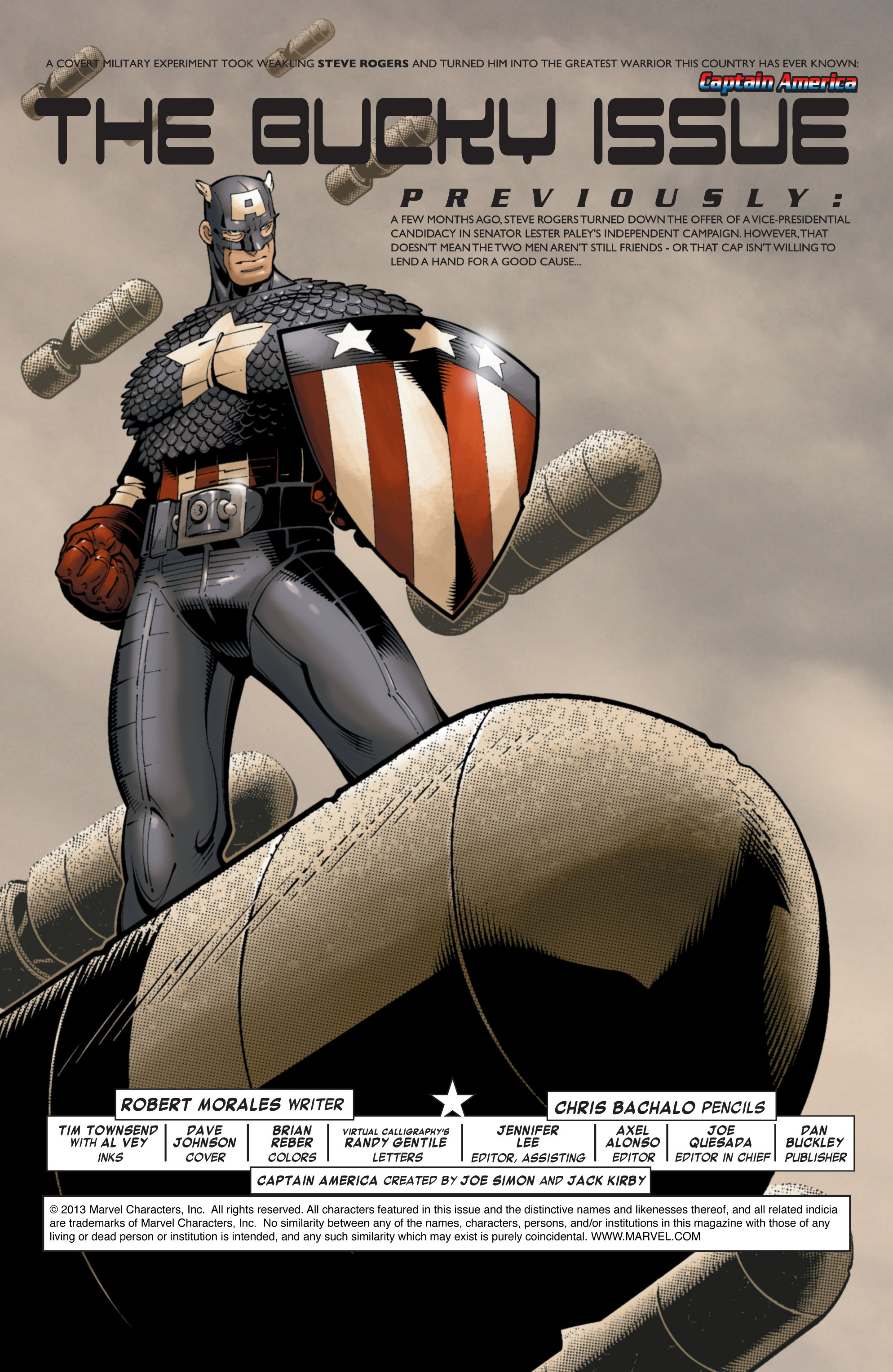 Captain America (2002) Issue #26 #27 - English 2