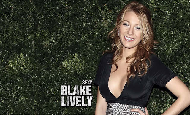 Hot Pictures of Blake Lively