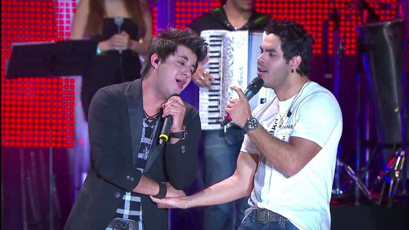 Israel e Rodolffo - Chorar Por Amor  Part. Cristiano Araújo