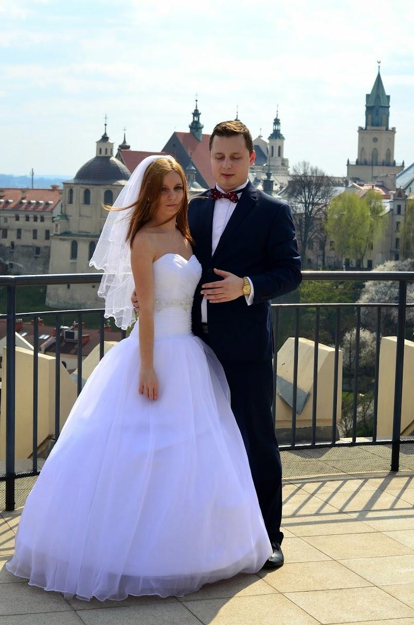 Suknia ślubna moich marzeń ♥