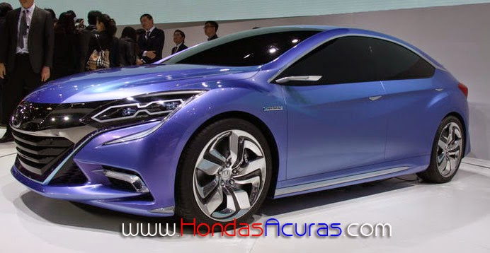 2015 Honda Insight Preview? Concept B being shown in China | Honda and