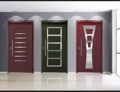 Cat Pintu Rumah Minimalis