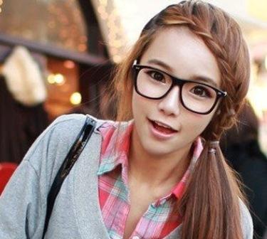 Rambut Kepang model Korea