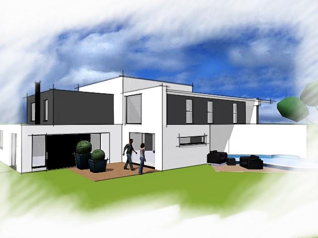 maison carr concept concours d 39 architecture. Black Bedroom Furniture Sets. Home Design Ideas