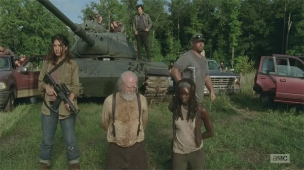 The Walking Dead 4x08 - Too Far Gone: episodio final de la 1ª midseason [Spoilers]
