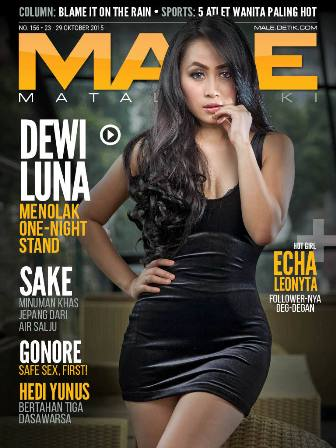 male magazine 156 - dewi luna