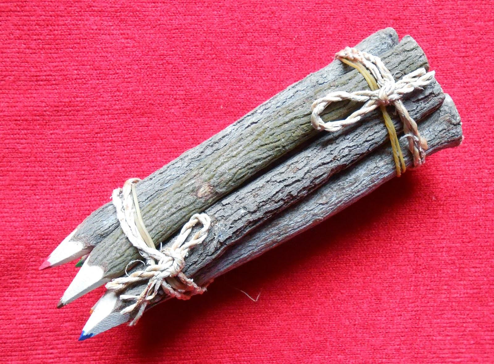 Ellie Poo Twig Pencils