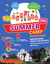 SUMMER CAMP LIMPIAS