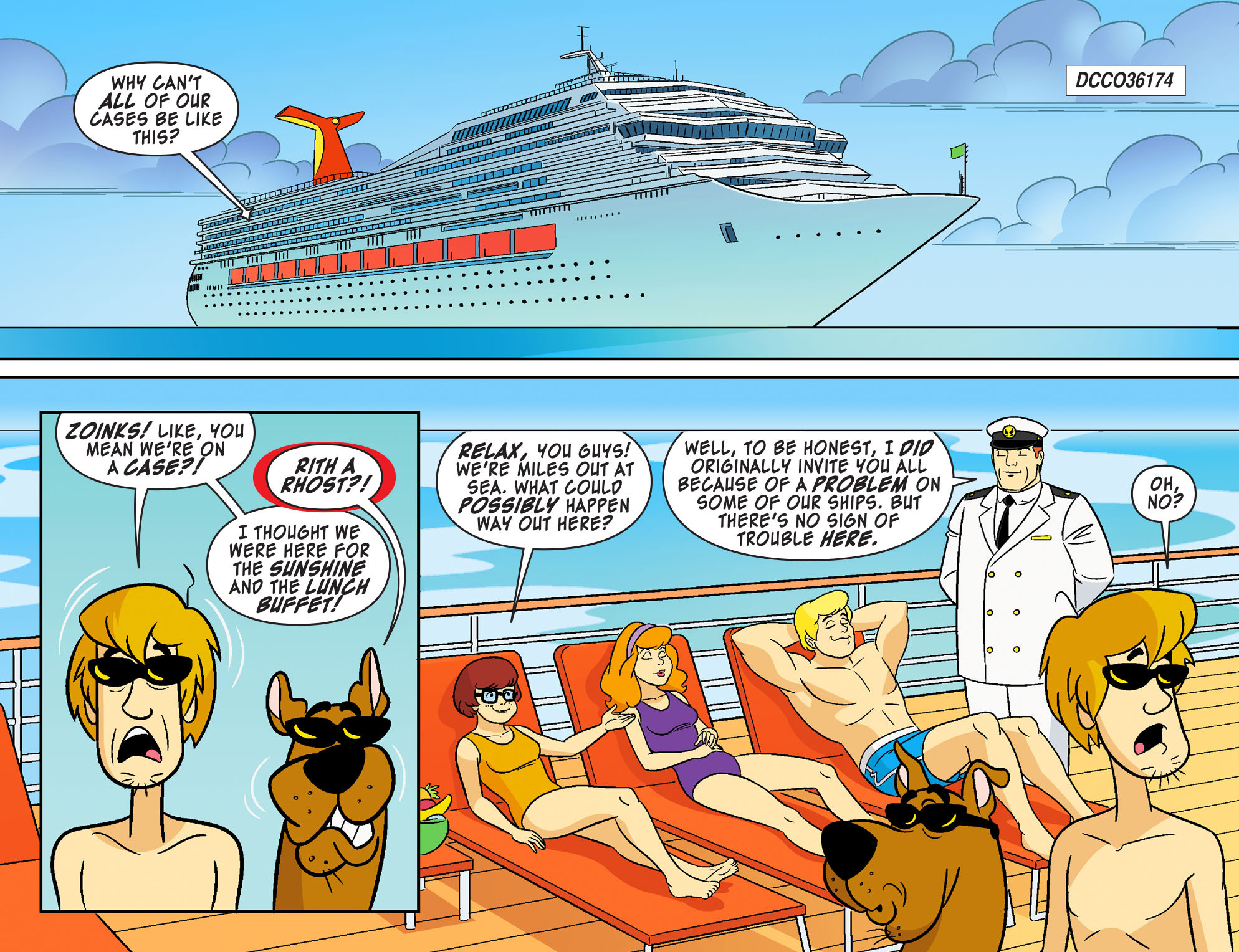 Read online Scooby-Doo! Team-Up comic -  Issue #27 - 4