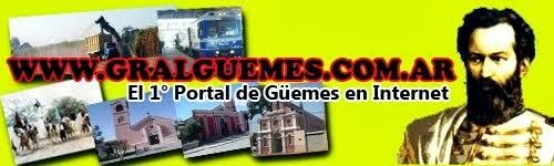 Diario Digital | El Portal de Güemes | www.gralguemes.com.ar |  2.015