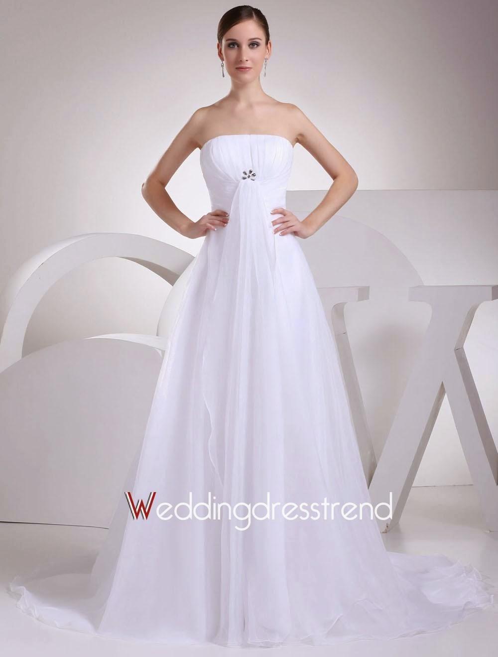 Vestidos de novia Embarazo