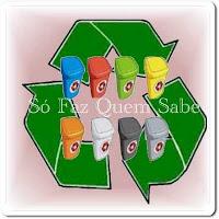 Materiais recicláveis: como jogar fora corretamente.