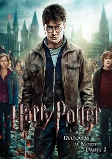 Harry Potter e as Relíquias da morte: Parte 2 – Torrent BluRay 1080p 3D Download