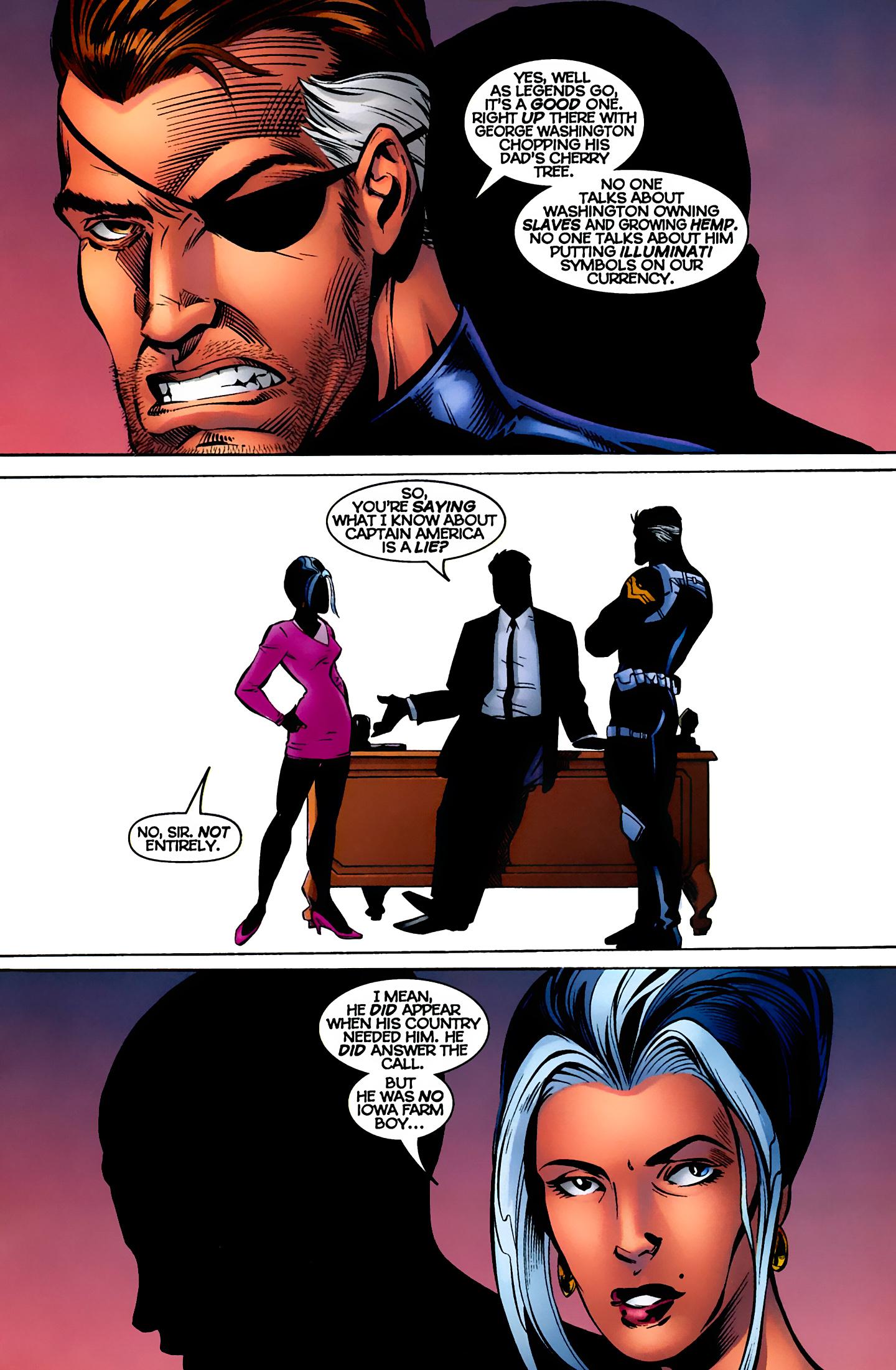 Captain America (1996) Issue #7 #7 - English 6