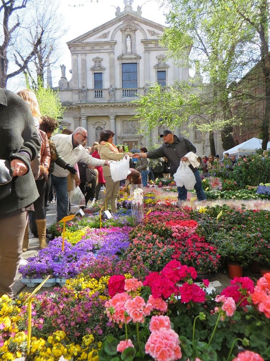 Turismo lento milano fiera e festa di sant 39 angelo 2015 for Milano fiera