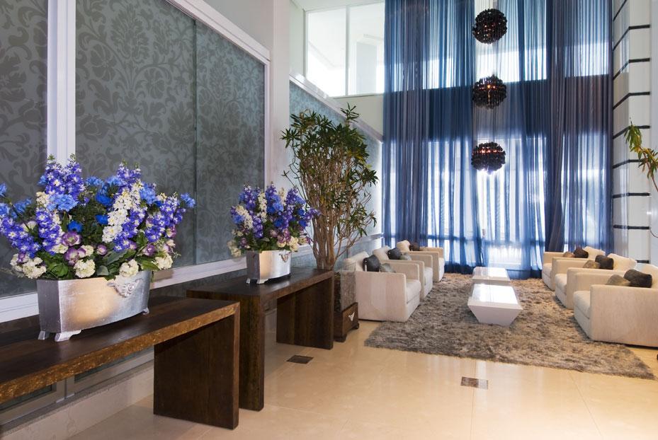 decoracao de interiores blumenau:VIA FLOR – Interiores: Via Flor para Construtoras e Incorporadoras
