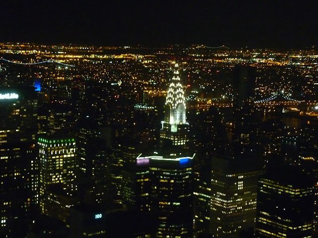 salita all'empire state building