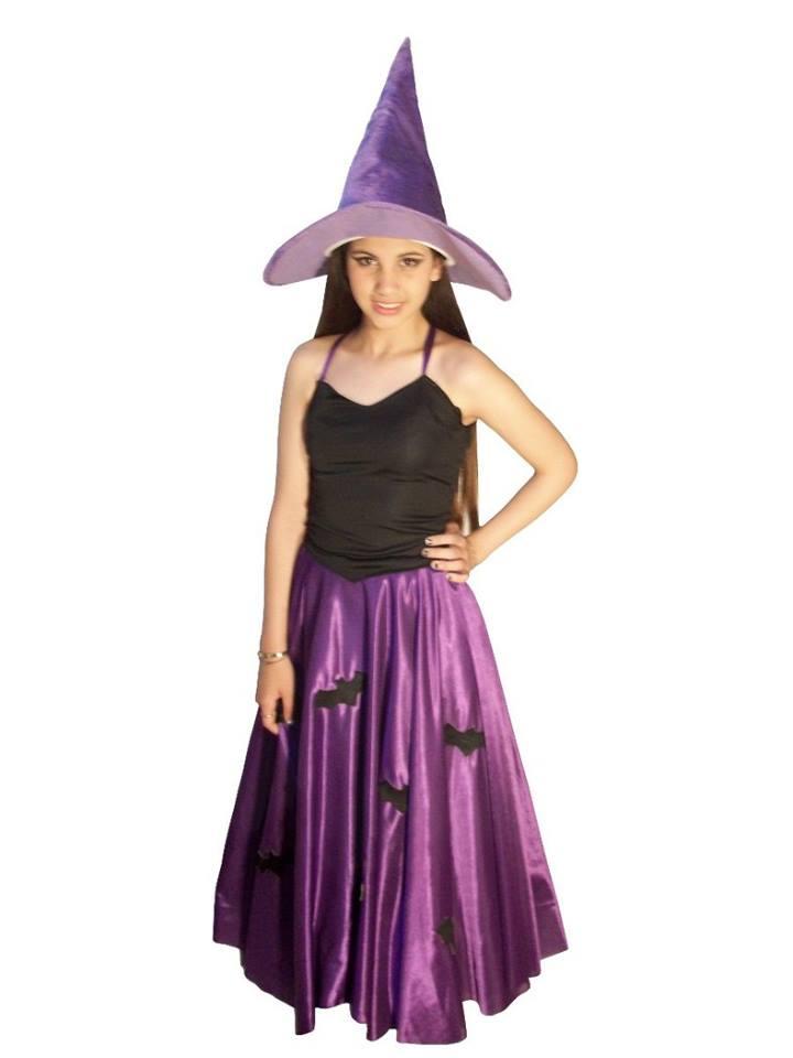 bruja maruja va de fiesta