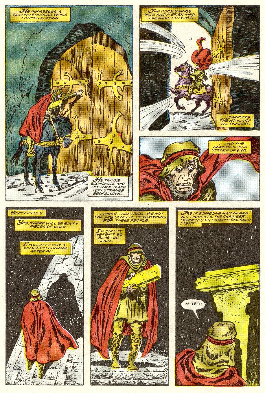 Conan the Barbarian (1970) Issue #187 #199 - English 3