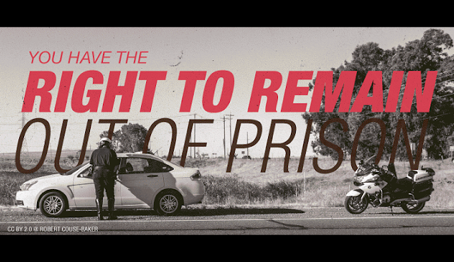 Image: You Have The Right To Remain Out Of Prison