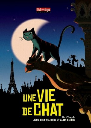 Cuộc Phiêu Lưu Mèo Tại Paris A Cat in Paris