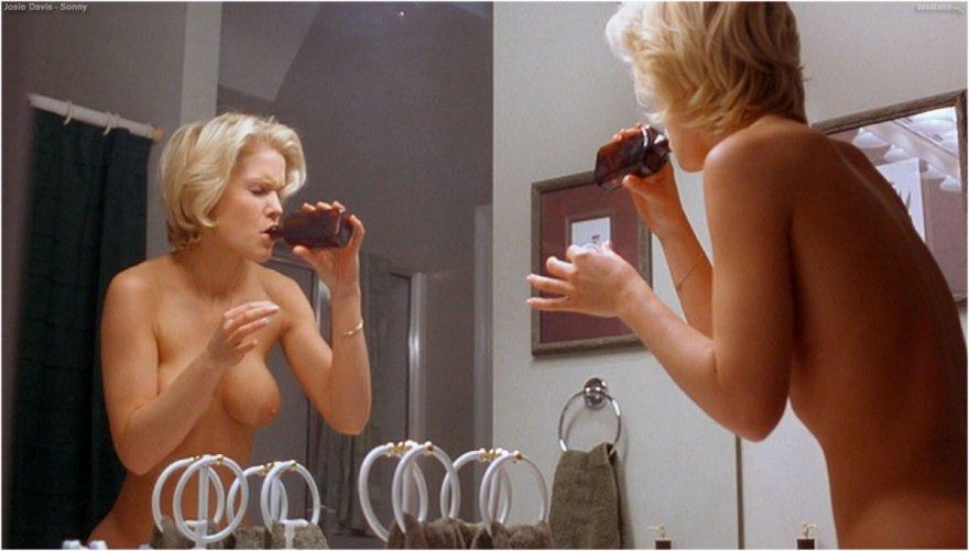 Josie Davis Nude Pics Naked News