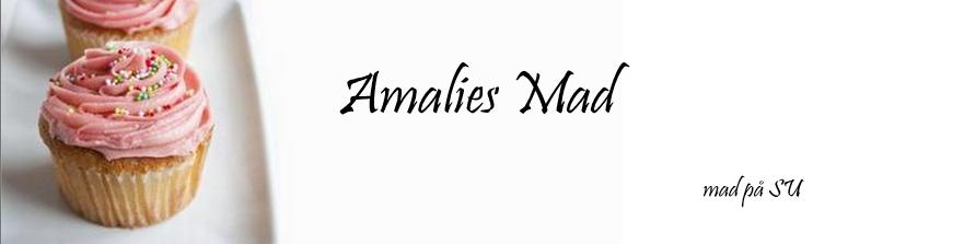 Amalies mad på SU