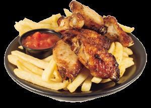 Nueva receta de alitas de franquicia fast food Nachos Tomasa