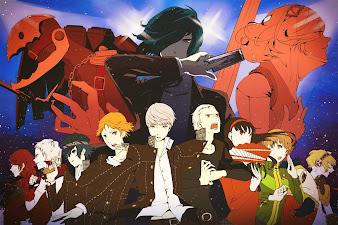 #26 Shin Megami Tensei Wallpaper